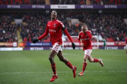 Charlton promotion push stays on track after win over Walsall