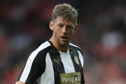 Mark Crossley urges Notts County to 'give it a good go' against Swansea