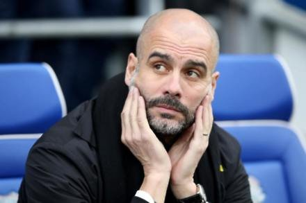 No rush over Guardiola deal