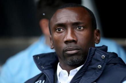 Northampton manager Jimmy Floyd Hasselbaink rues 'flat' performance