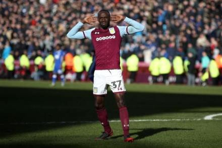 Aston Villa move second in Championship after derby victory over Birmingham