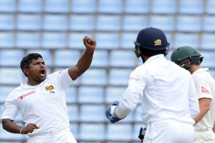 Herath returns to top five on ICC rankings