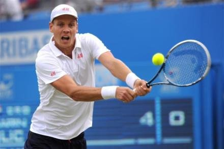 Stockholm glory for Berdych