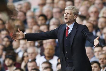Wenger blasts Gunners defence