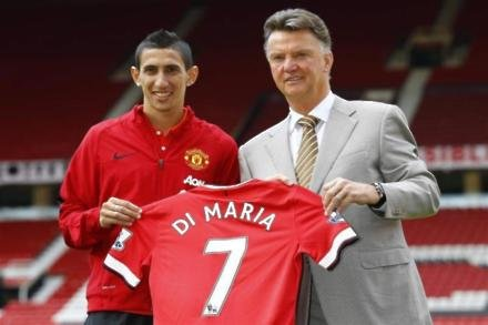 United and PSG in £46m Di Maria deal - report