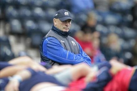 Cotter picks Pyrgos to lead Scots