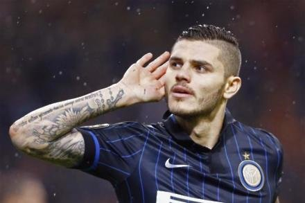 Icardi waiting for United to pounce