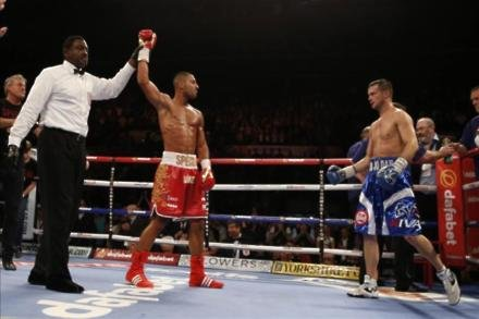 Brook issues fighting fit boast