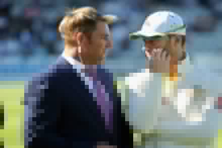 Warne: Clarke compares with Border