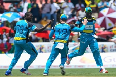 Tallawahs fall well short of Zouks' score