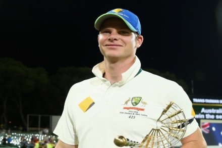Steve Smith named ICC Cricketer of the Year