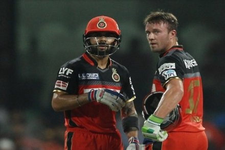 Gayle: Virat and AB are Batman and Superman