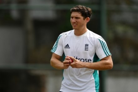 Cook: Ansari a threat to right-handers