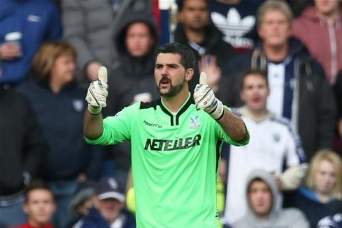 Speroni hopes for Eagles stay