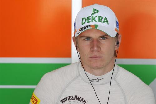 Force India confirm Hulkenberg exit