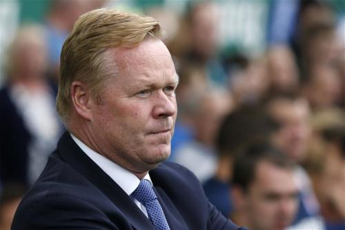 Koeman happy with progress