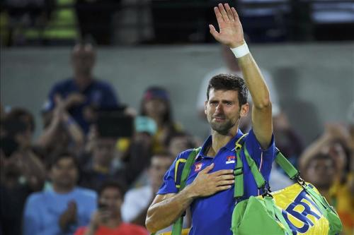 Djokovic out of Shanghai Masters