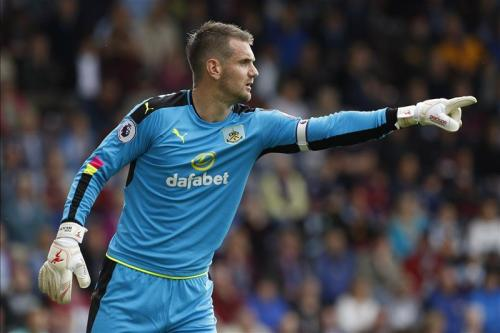 Heaton out of England squad