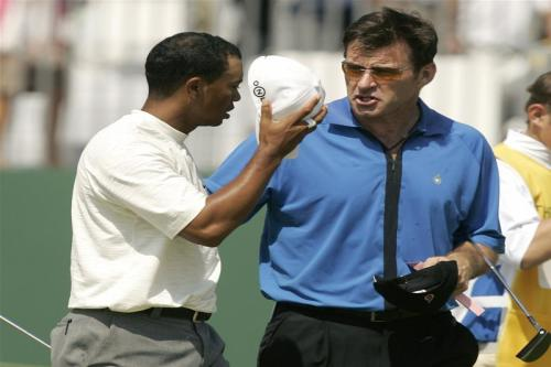 Faldo - Things getting tougher for Tiger
