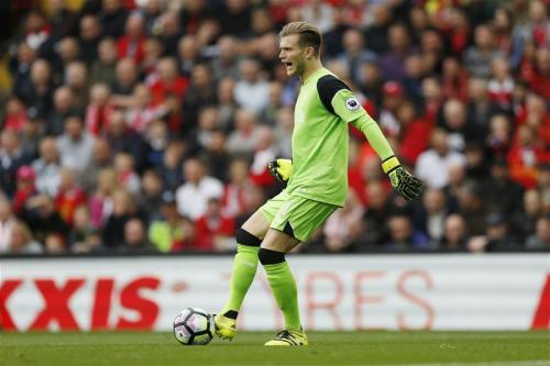 Karius takes United's tactics as a compliment
