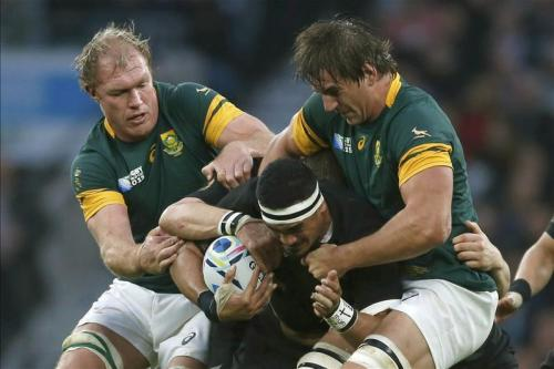 Sarries close in on Boks star