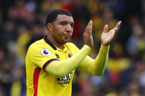 Deeney tipped for England