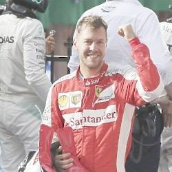 Vettel needs luck - Arrivabene
