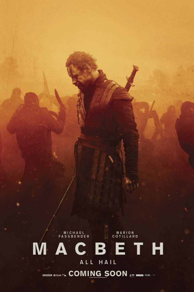 how imagery and macbeth go together What are some of the similes in macbeth a: that do cling together / and how does macbeth respond to lady macbeth's suggestion that he go wash the.