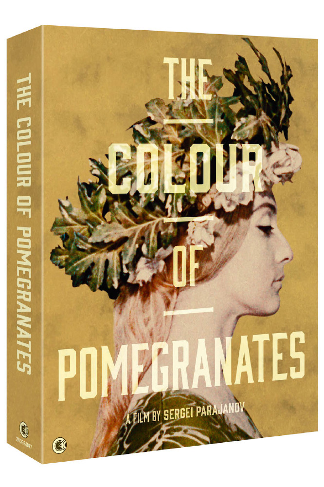 The Colour Of Pomegranates Limited Edition Box Set