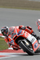 Ducati in action