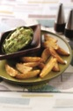 National Chip Week: Spicy Wedges with Avocado Dip Recipe