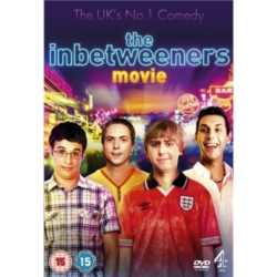 The Inbetweeners Movie DVD
