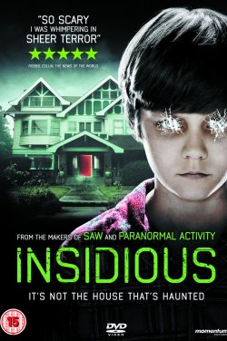 Insidious Cover