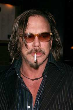 Mickey Rourke Not Reached His