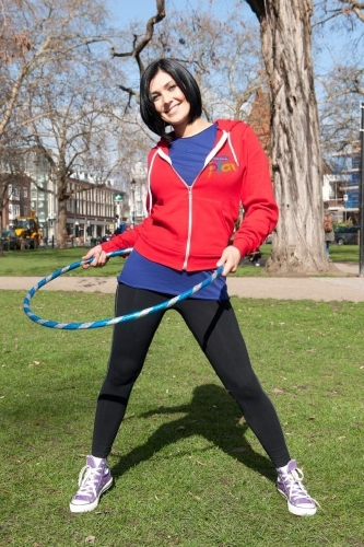 Kym Marsh wants us to get our kids more active