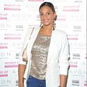 Alesha Dixon attended the Avon and Women's Aid Empowering Women Awards
