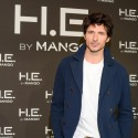 Andrés Velencoso will feature in the latest campaign