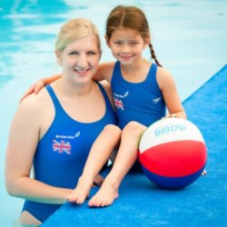 Rebecca Adlington & Tae Smith