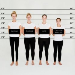 Leg shapes of women (GTFIH)(srs only) - Bodybuilding.com ...