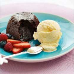 Valentine's Day Recipe: Chocolate Fondant