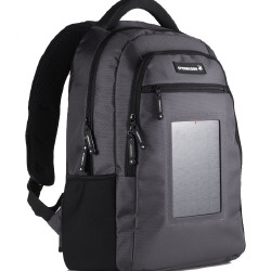 Crosskase Solar 15 solar powered rucksack