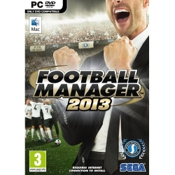 Football Manager 2013 for PC