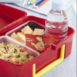 Take a healthy lunch with you to work