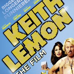 Keith Lemon: The Film DVD
