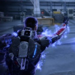 Mass Effect Gameplay