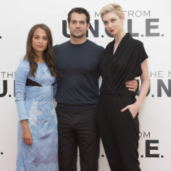 The Man From U.N.C.L.E. Screening