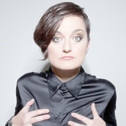 Zoe Lyons exclusive guest blog - making her way into the world of stand-up comedy