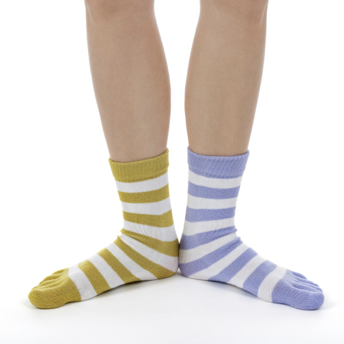 What sort of effect do your socks have?